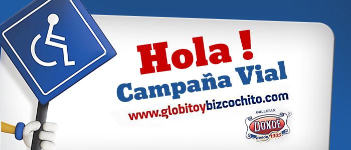 Hola! - Campaña Vial